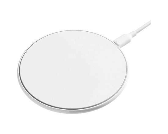 10w Qi Wireless Fast Charger White