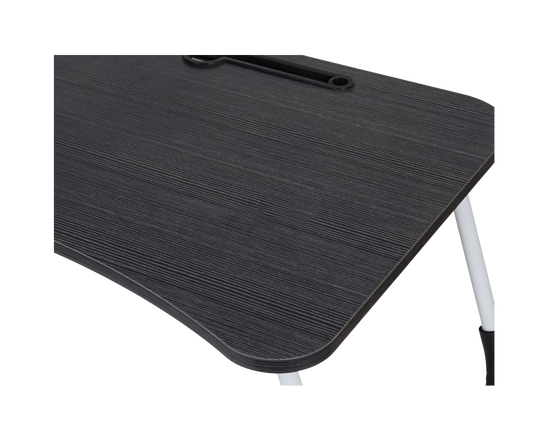 Laptop Bed Table Black