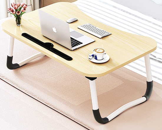 Laptop Bed Table Wood