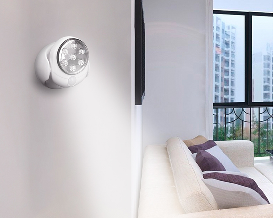 Indoor Motion Sensor LED Light