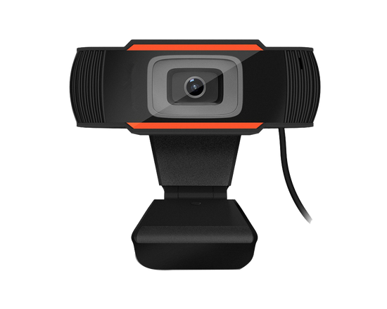 Web Camera With Built-in Mic HD