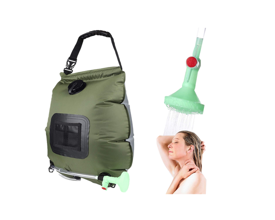Solar Heating Shower Bag 20L