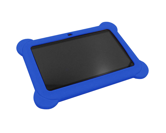 "7"" Kid's Android Tablet 8GB Blue Case"