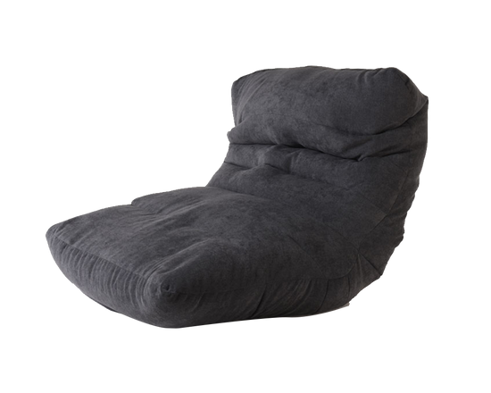 Bean Bag Chair Lounger Black