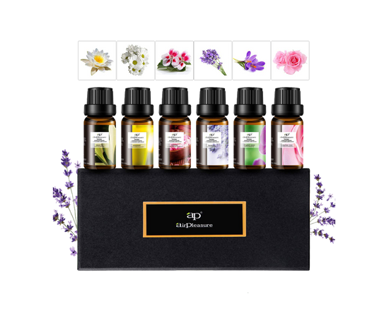 Essential Oil 6 Pieces Gift Pack