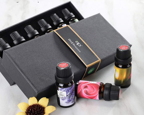 Essential Oil 6 Pieces Gift Pack B