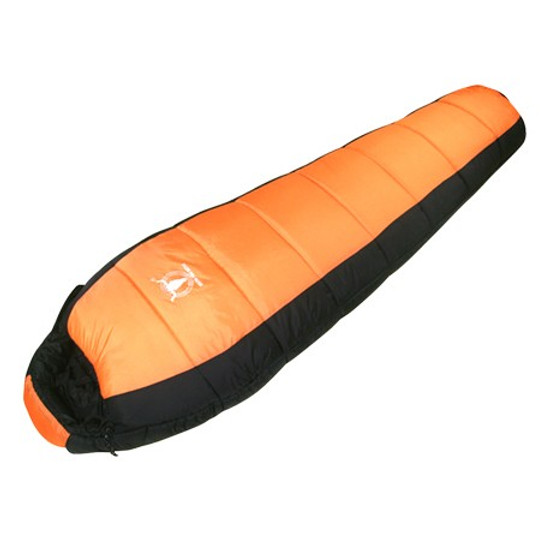 Pekynew Orange Sleeping Bag  Left Zip -5/+10 Degree