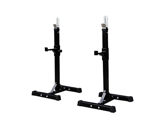 Adjustable Squat Weight Stand