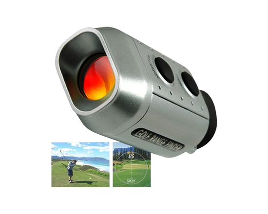Digital 7x18m Golf Range Finder