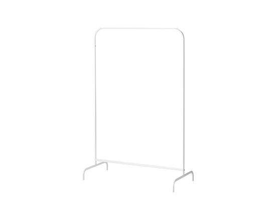 Mulig Clothes Rack White
