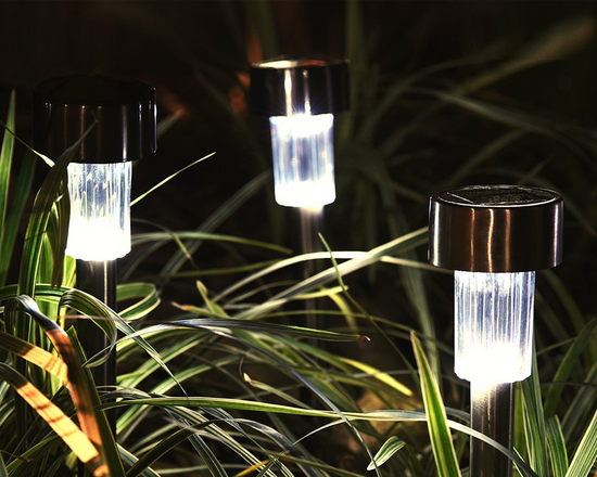 Garden Solar LED Lights  10 Pack
