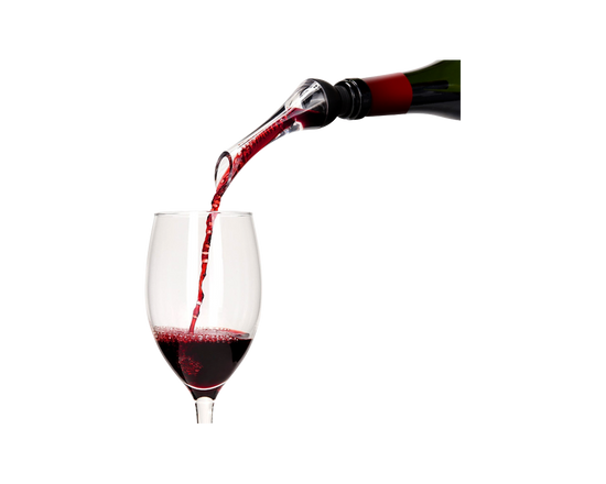 Wine Bottle Aerator Pourer And Breather