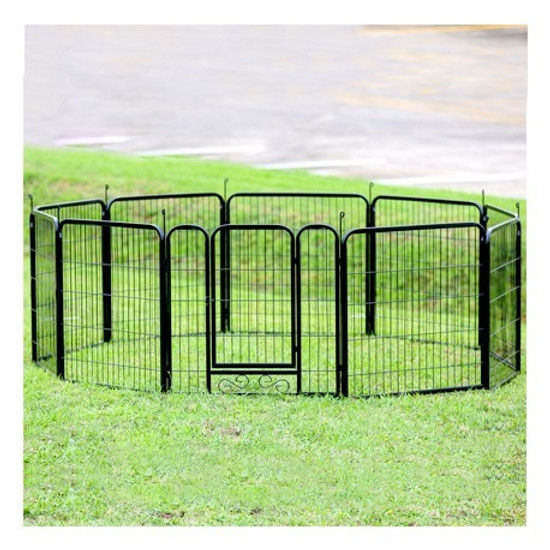 Dog  Playpen  Black
