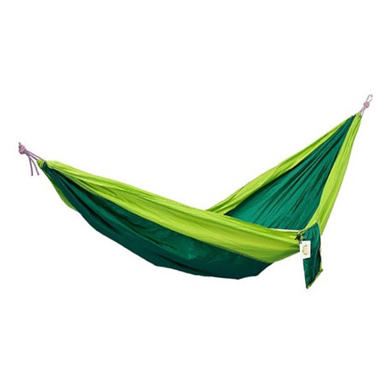 Double Parachute Hammock  Green