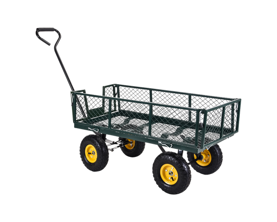 Garden Mesh Trolley Cart  250kg