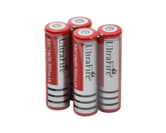 4x AA Rechargeable Battery 3000mAh