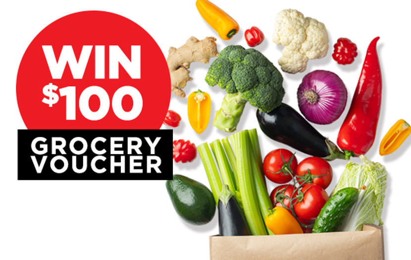 Win $100 Grocery Voucher This May | Club Member Exclusive Draw