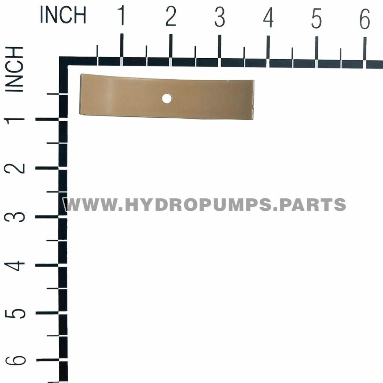 Hydro Gear 2000012 Teflon Gear Cradle Bushing OEM
