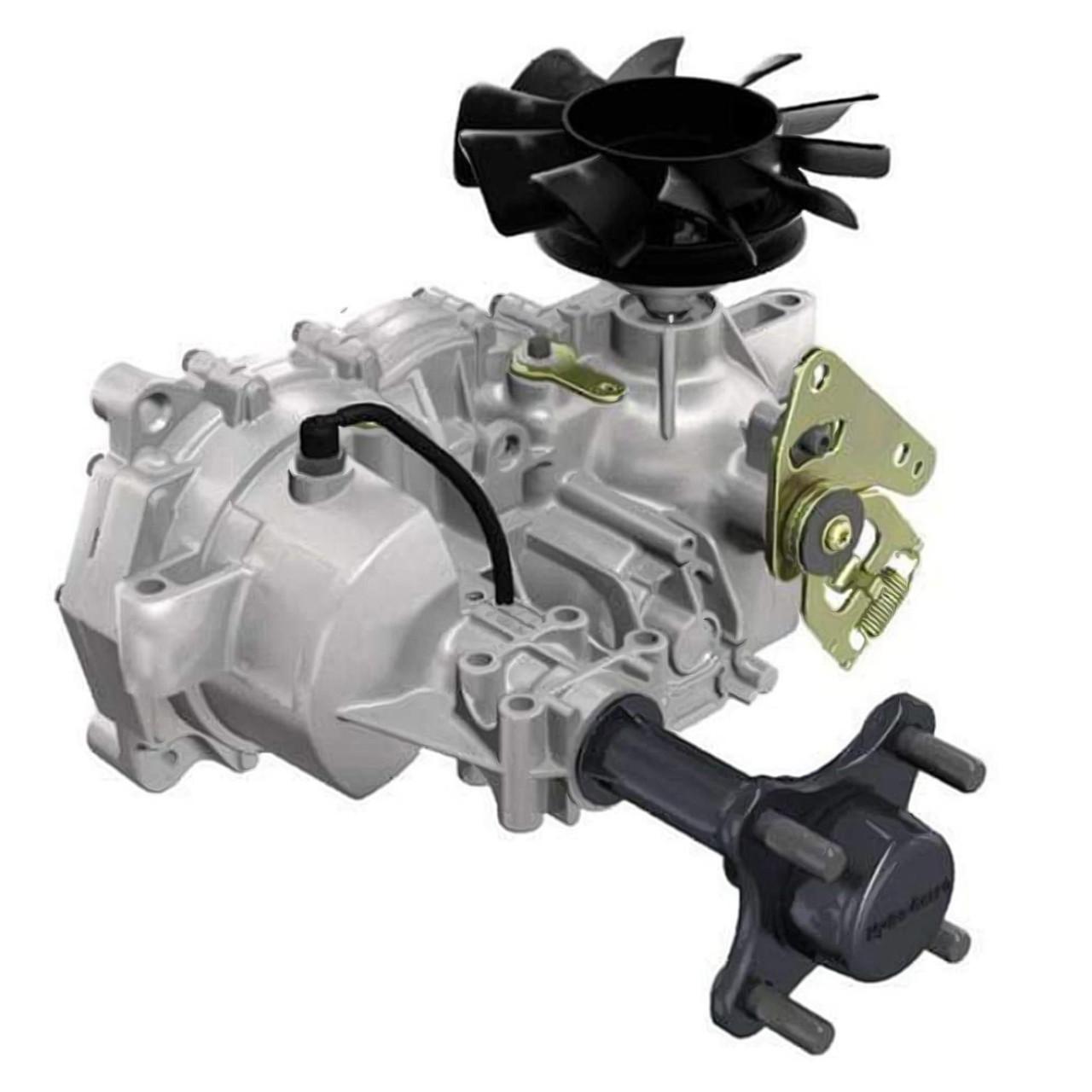 Hydro Gear EZT Transaxle ZC-AMBB-4MDB-34PX OEM