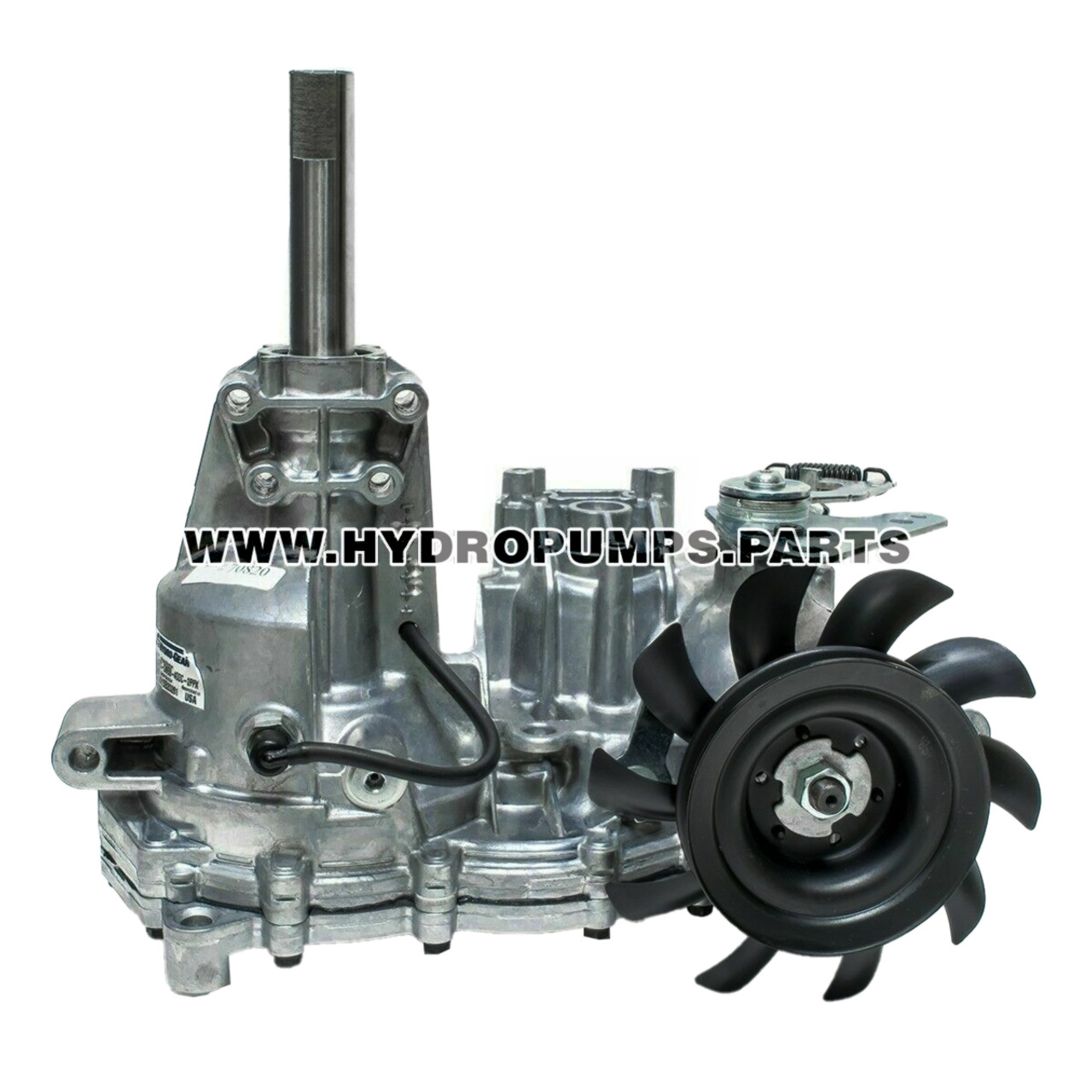 Hydro Gear EZT Transaxle ZC-DMBB-4DDC-2PPX OEM