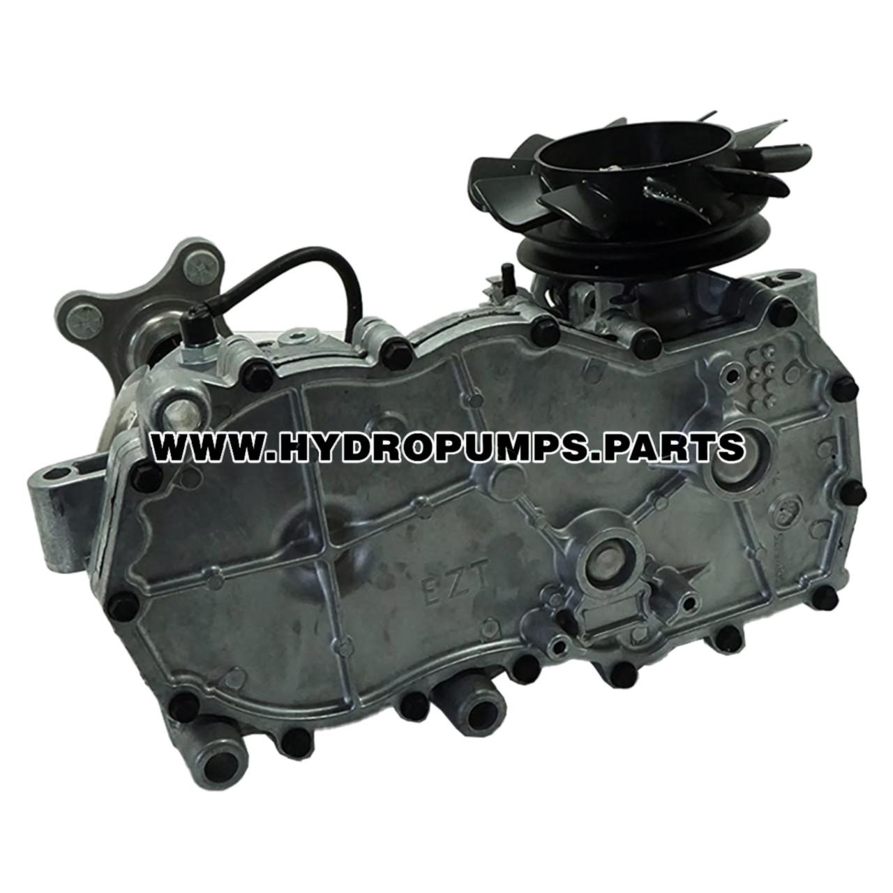 Hydro Gear EZT Transaxle ZC-DUBB-5W5A-3BPX OEM