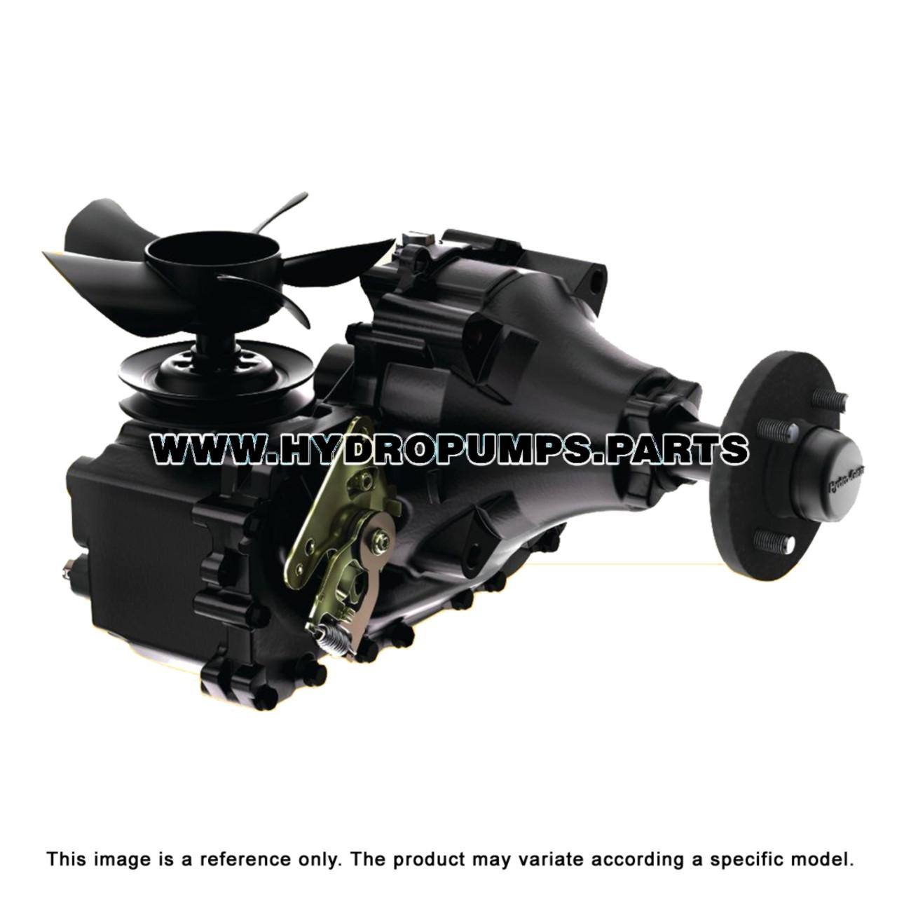 Hydro Gear Transaxle Hydrostatic ZT-5400 1015-1008L - Image 1
