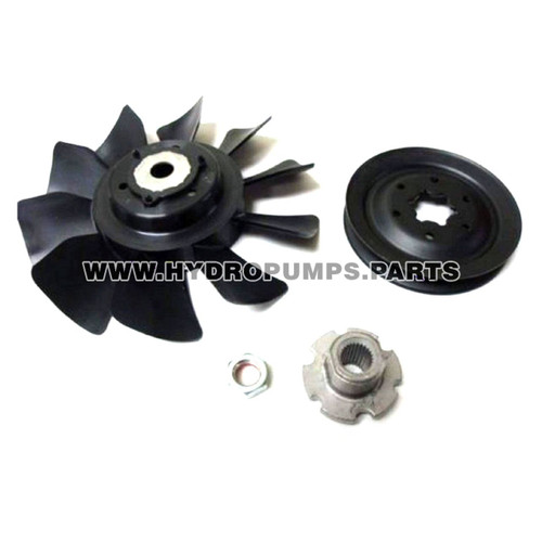 Hydro Gear 72125 - Kit Fan/Pulley - Image 1