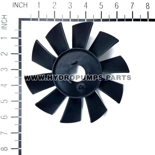 """Hydro Gear 52014 - Fan 6"""" 10 Blade CW - Image 2"""