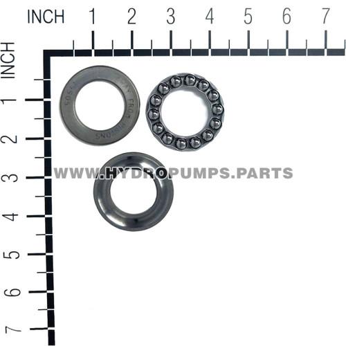 Hydro Gear 50551 - Bearing 30x52x13 Ball Thrust - Image 2