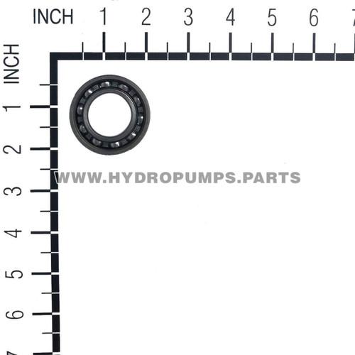Hydro Gear 50740 - Bearing 25x47x12 Ball Open 600 - Image 2