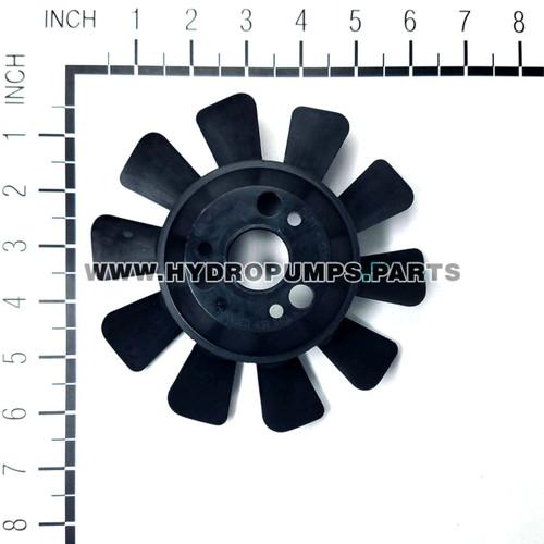 """Hydro Gear 51362 - Fan 6"""" 10 Blade - Image 2"""