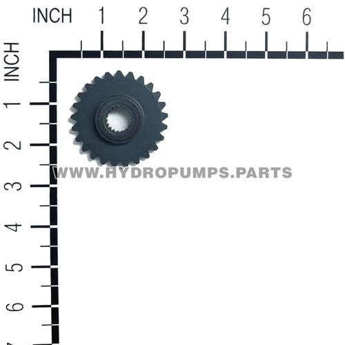 Hydro Gear 50754 - Brake Park Spline Id - Image 2