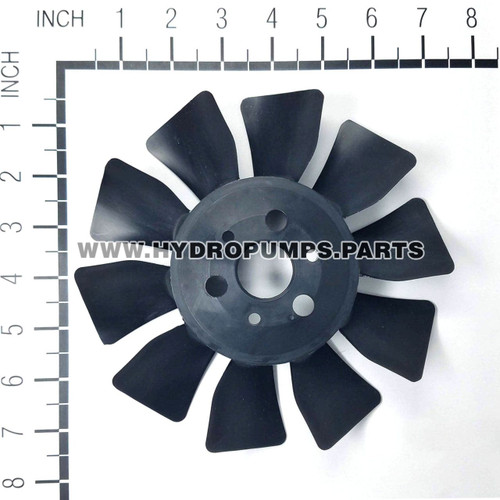 Hydro Gear 52747 - Fan 7.0 10 Blade - Image 2