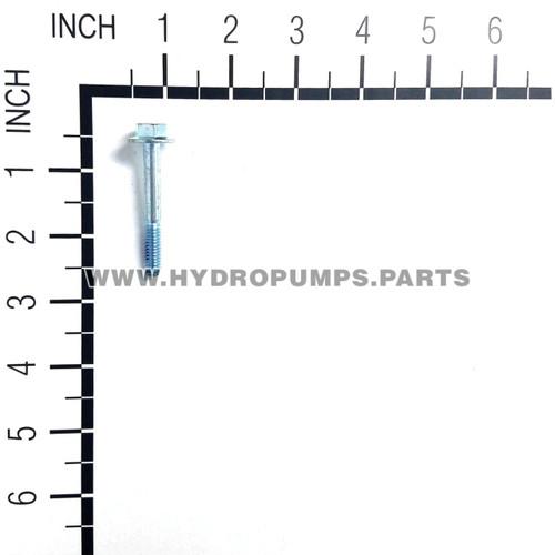 Hydro Gear 51146 - Bolt 1/4-20 X 2 W/ Patch Speci - Image 2