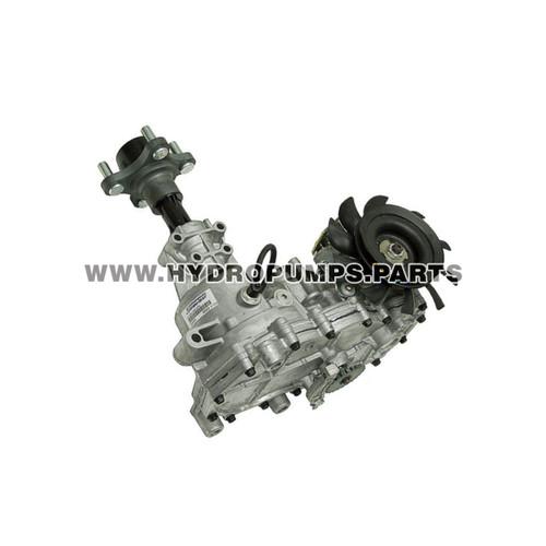 Hydro Gear ZC-DUBB-3DRA-2PPX - Transaxle Hydrostatic EZT - Image 2