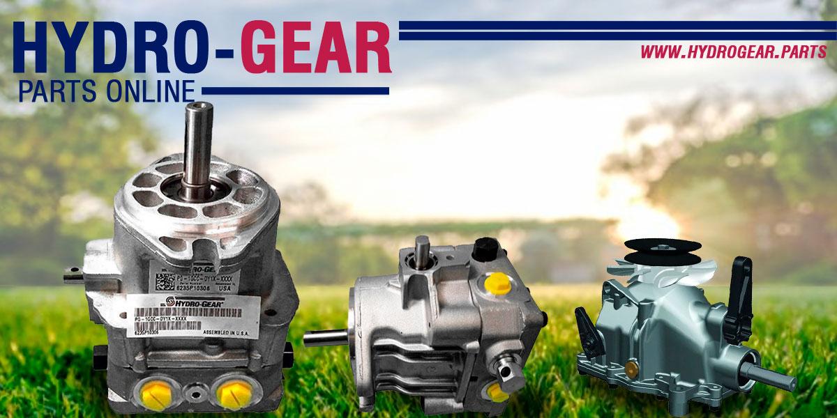 Hydro-Gear pump