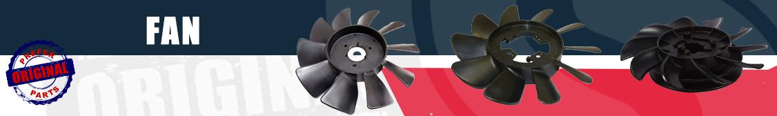 Hydro Gear Fan