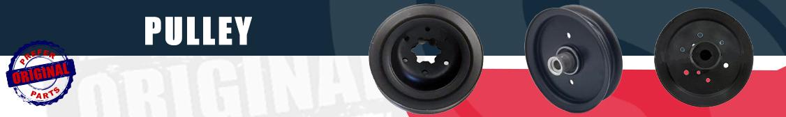 Hydro Gear Pulley