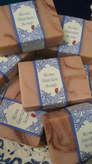 Rose Garden Soap