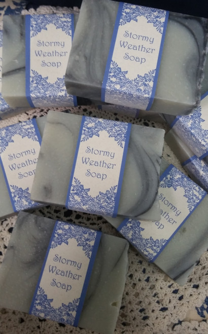 Stormy Weather Soap