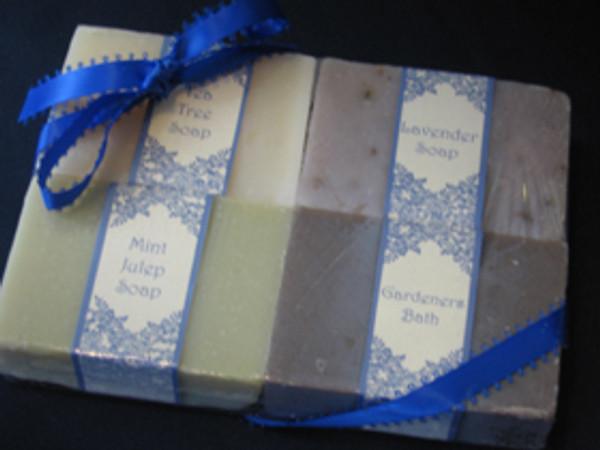 Four Bar Gift Box