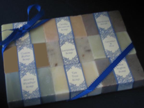 Nine Bar Gift Box