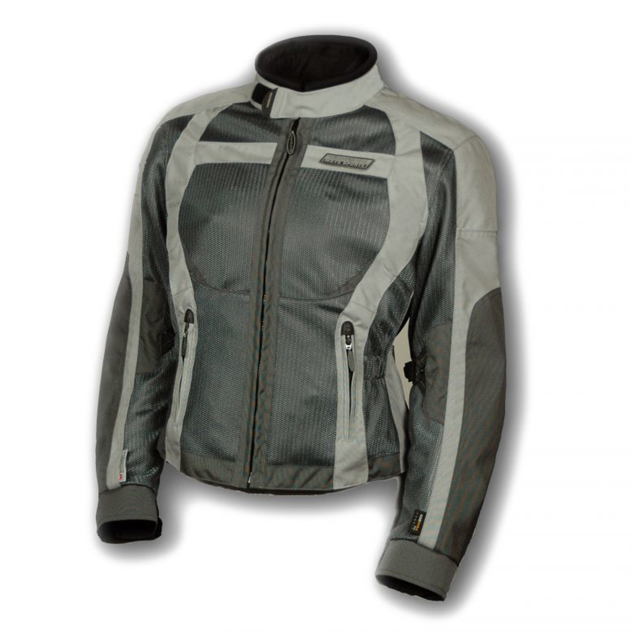 Olympia Men/'s Dakar Dual Sport Motorcycle Jacket Grey Choose Size