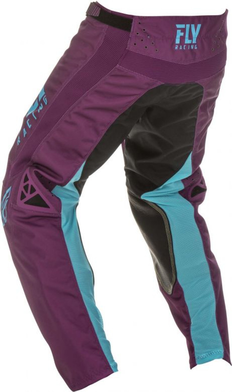 Fly Racing MX Motocross Kinetic Shield Pants Choose Size Port//Blue