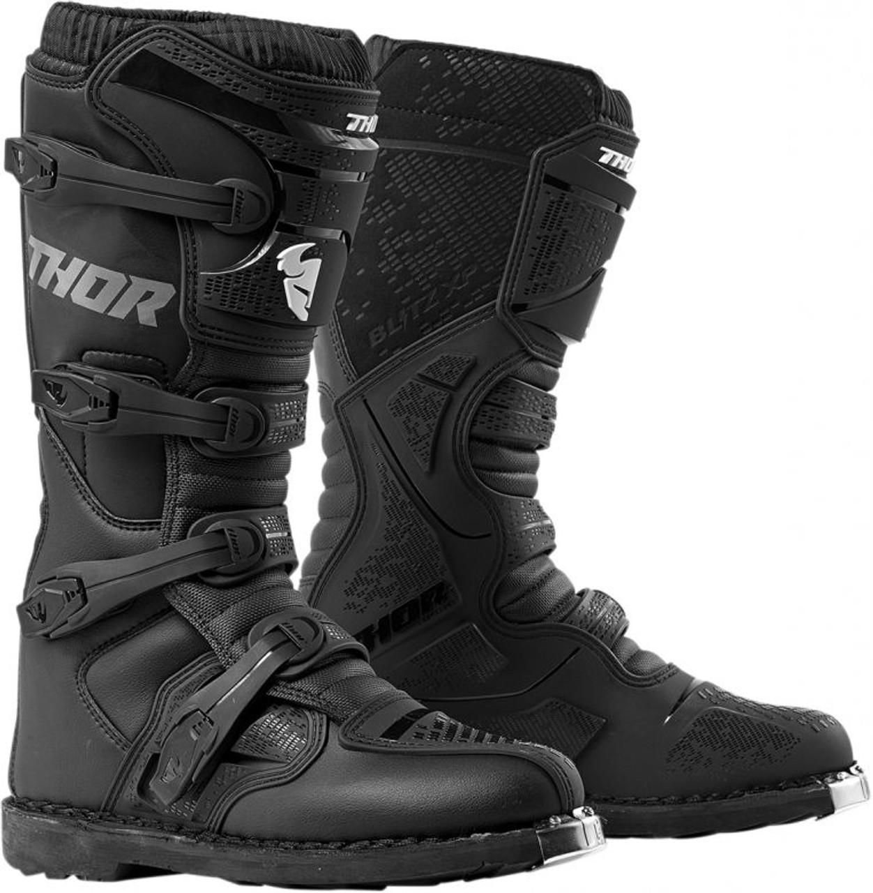 THOR Motocross Replacement Toe Cap for Blitz ATV Boot