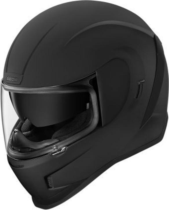 Icon Airmada Solid Helmet Rubbatone Adult