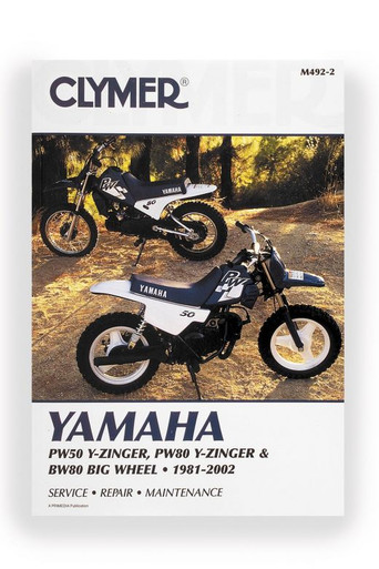 Clymer M432-3 Offroad Manuals