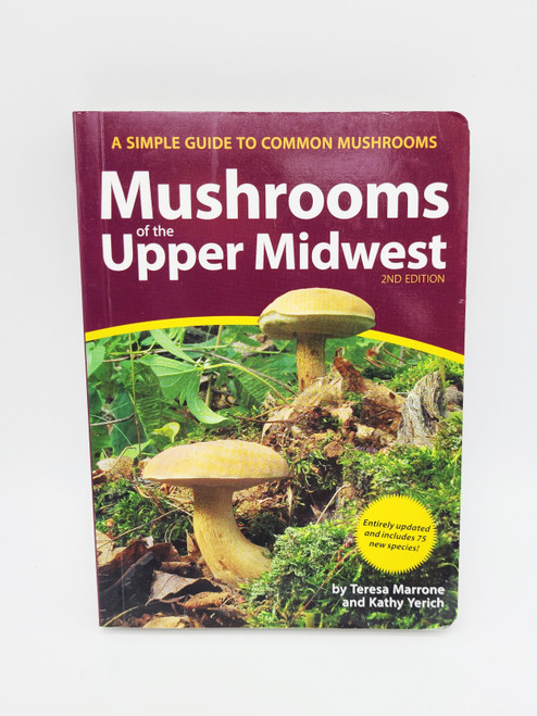 Mushrooms of Upper Midwest