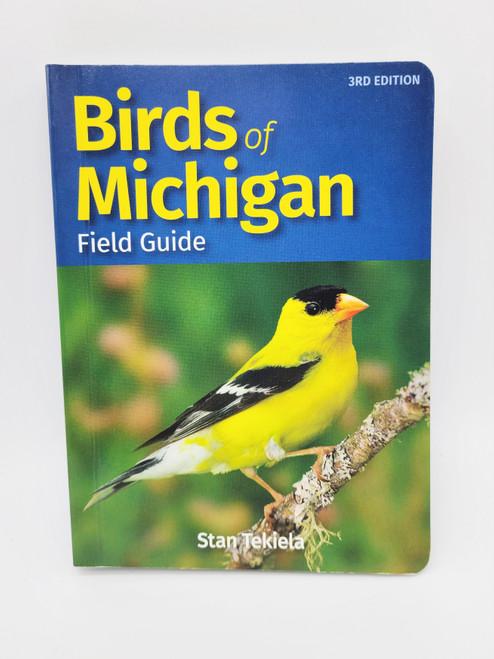 Birds of Michigan Field Guide 3rd Ed