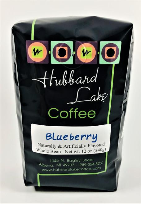 Blueberry Coffee